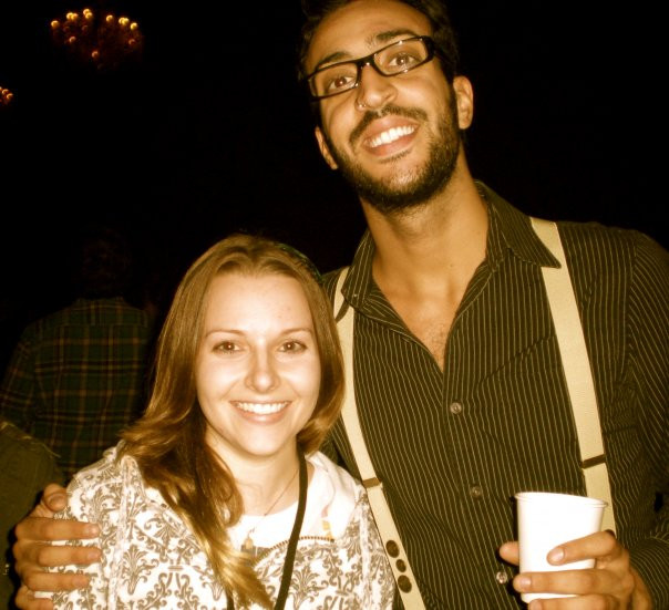 Me & As Tall As Lions bassist @ The Fillmore