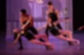 Choreography by Alan Hineline