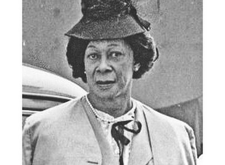 Standing in Defiance: The Legacy of Lucy Hicks Anderson