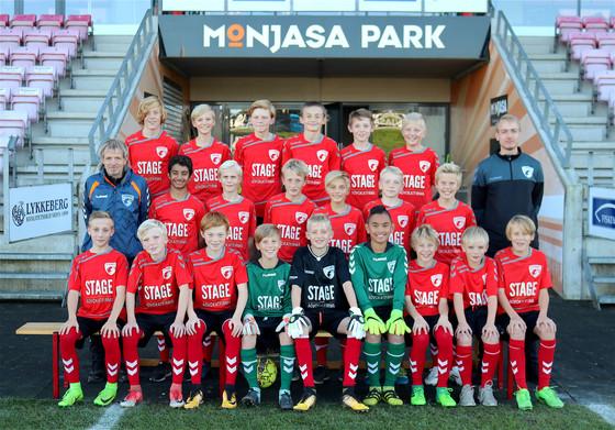 FC U13 VINDER 3. KAMP I TRÆK