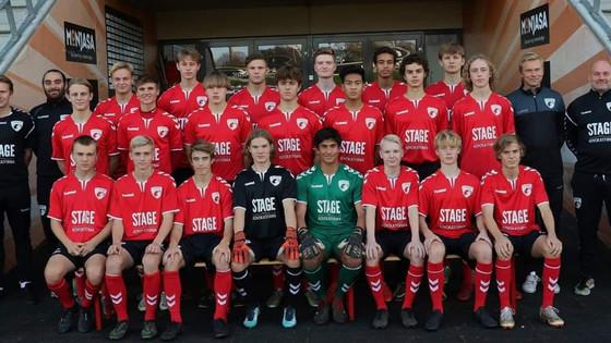 U19-sæsonen er startet efter jule- og nytårspausen