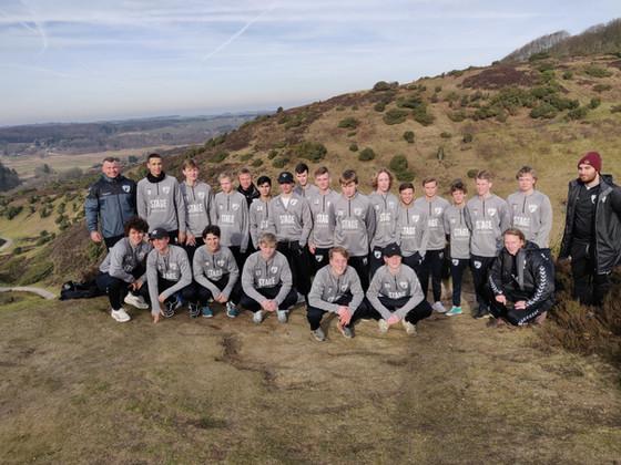 U19 på vej i god fodboldform efter en udfordrende sæsonstart