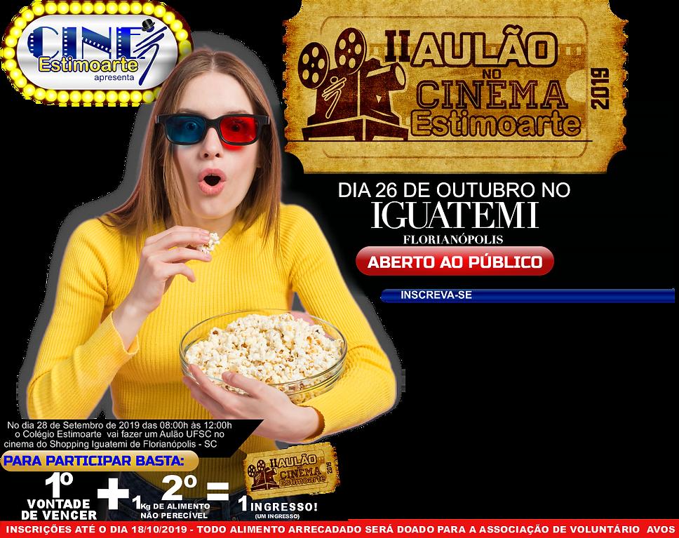 Site_-_página_Aulão_no_Cinema_Estimoarte