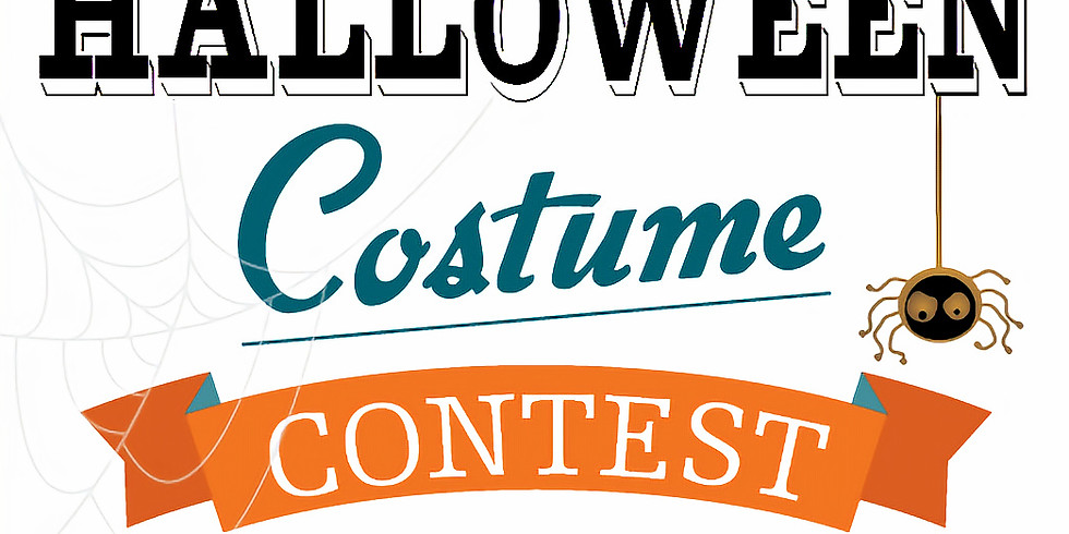 Costume Contest (ages 2-12yr)