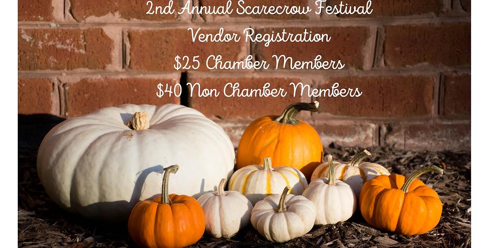 Scarecrow Fest Vendor Registration