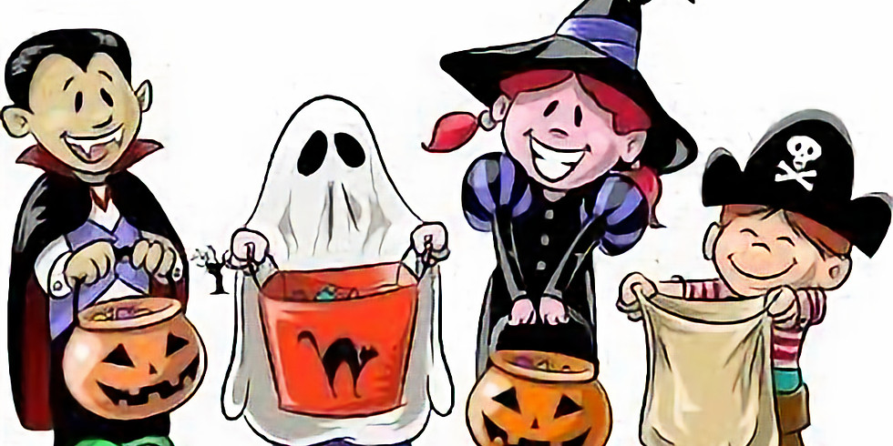 Trick or Treat in the Park