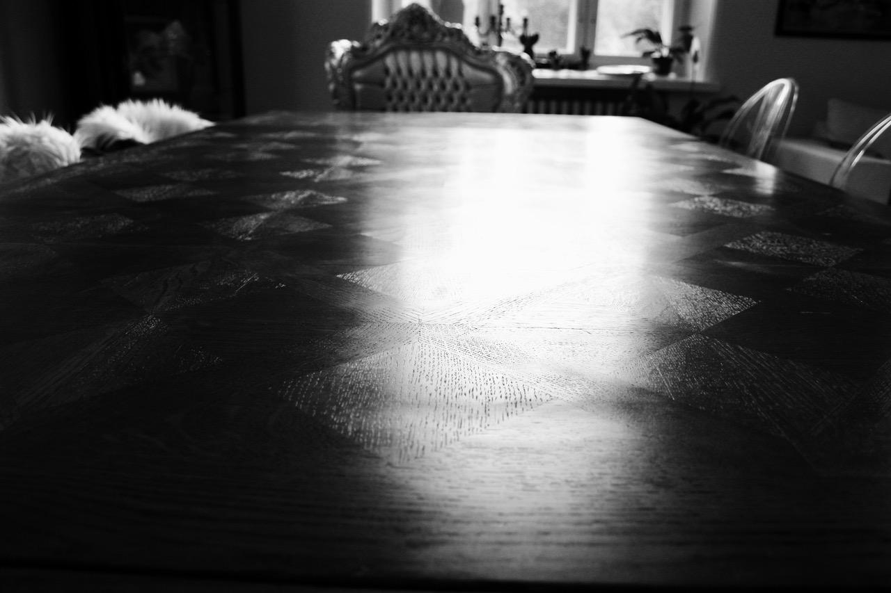 Tammiviilupöytä