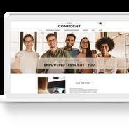 Made Confident Website