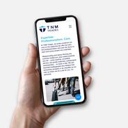 TNM TRADES Website