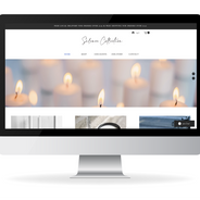 Silence Collection Candles  Website