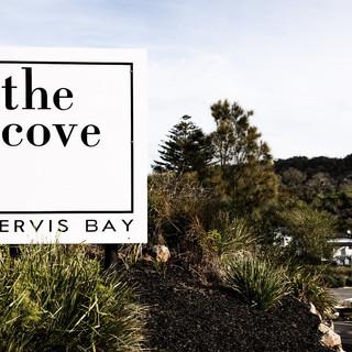 The Cove Logo & branding
