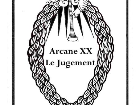 "Atelier ""Tarot & Spiritualité"" #2 Le Jugement"