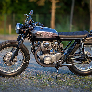 CB350 V2 Honda