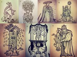 7 rituels