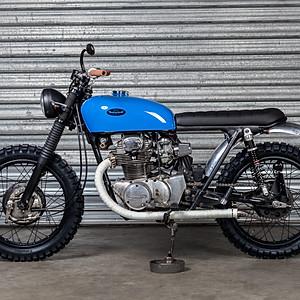 CB 350K Honda