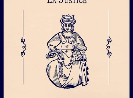 """Atelier """"Tarot & Spiritualité"""": La Justice"""