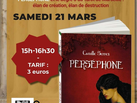 Perséphone Sous L'angle Du Tarot.