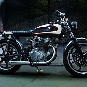 CB450K V2 Honda