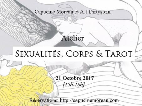 • Atelier Sexualités, corps et Tarot