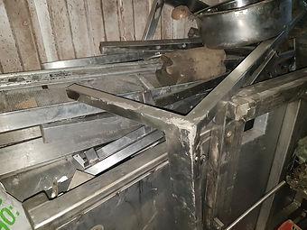 Сдать металлолом нержавеюшей стали в Малом Карлино
