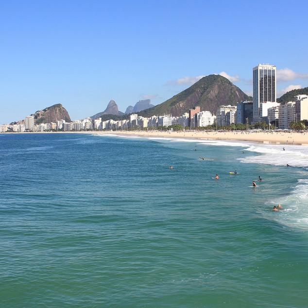 Cobacabana - Rio de Janeiro