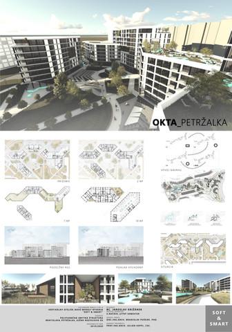 Polyfunkčná štruktúra OKTA - Petržalka