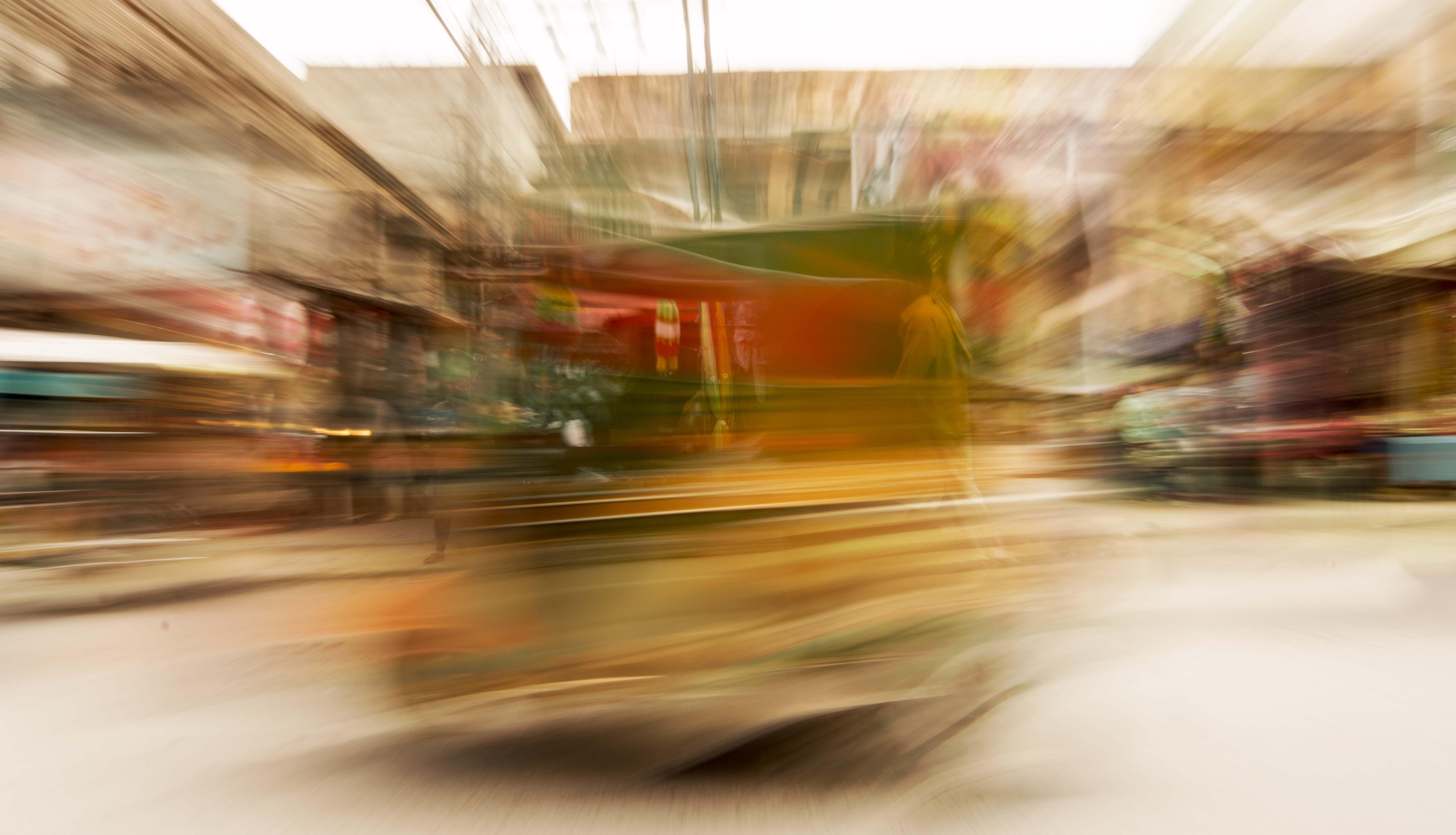 Rickshaw again