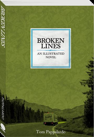 Broken Lines - An Illustrated Novel