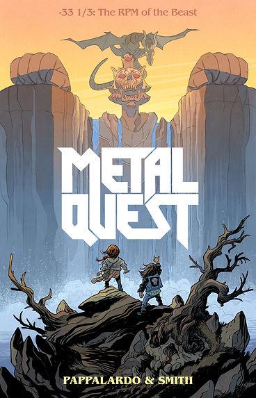 Metal Quest poster