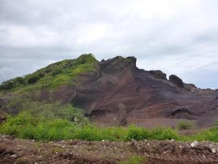 Cerro Quemado - Isla San Cristóbal