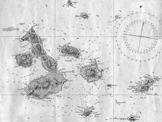 Islas Galápagos, un viaje en tiempo y espacio.