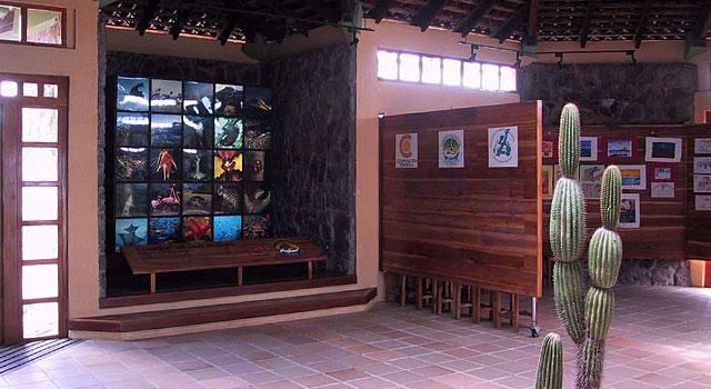 Galapagos - Centro de interpretacion