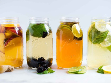 ICED DRINK RECIPES