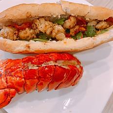 B5. Lobster Baguette