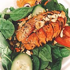 SL6. Grilled Lobster Salad
