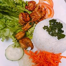 C4. Char Grilled Shrimp
