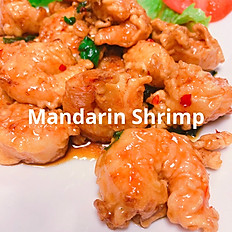 L14. Lunch Mandarin Shrimp