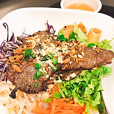 V2. Char Grilled Beef Vermicelli