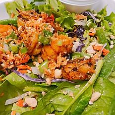 SL4. Vietnamese Grilled Shrimp Salad