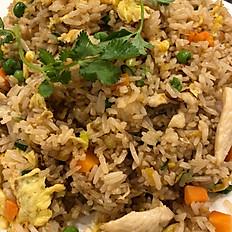 F2. Chicken Fried Rice