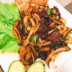L4. Mongolian Beef