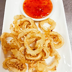 A11. Crispy Fried Calamari