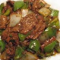 L10. Pepper steak