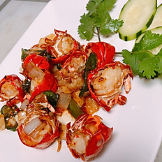 S7. French Style Chopped Lobster Tails (2)
