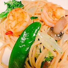 LM4. Shrimp Lo Mein