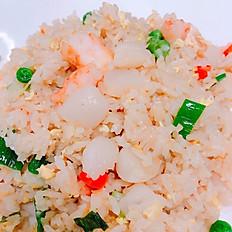 F6S. Seafood Fried Rice
