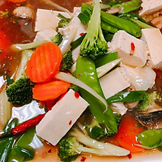 S9V. Vegan Mapo Tofu