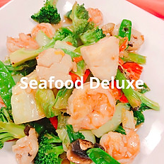 S21. Seafood Deluxe