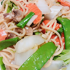 LM1. Vegetable Lo Mein
