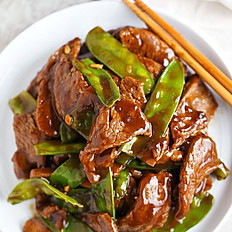 S3S. Tender Beef with Snow Pea